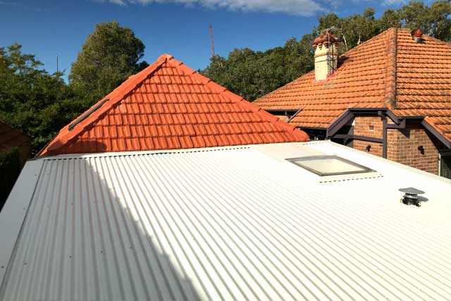 Metal And Tiled Roof Repairs And Replacement
